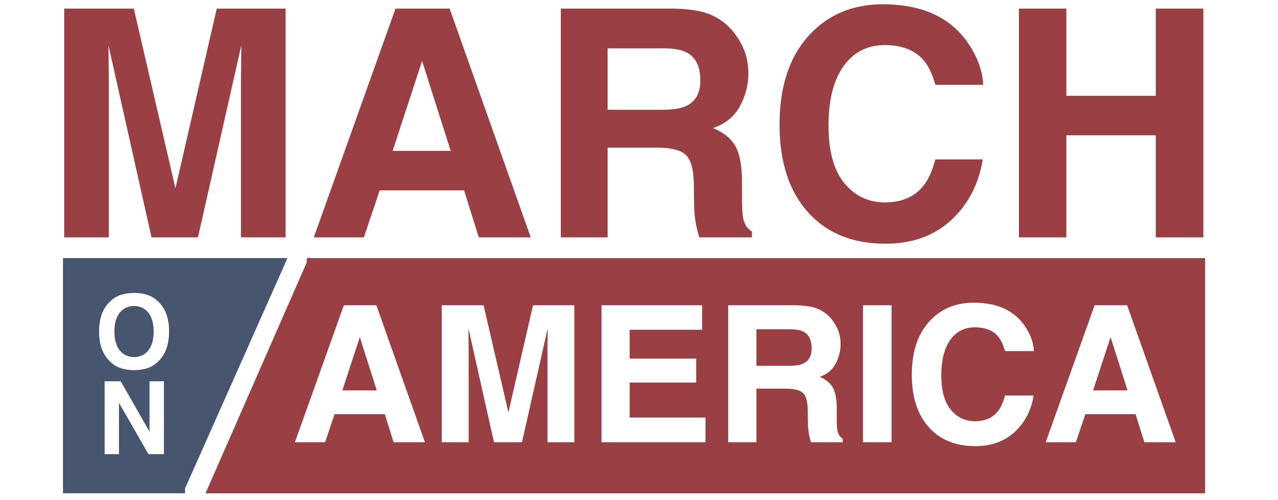 We March For America